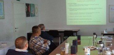 Študijski obisk iz BiH (TAIEX study visit)