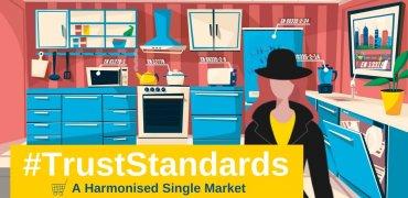 Standardi so povsod okoli nas